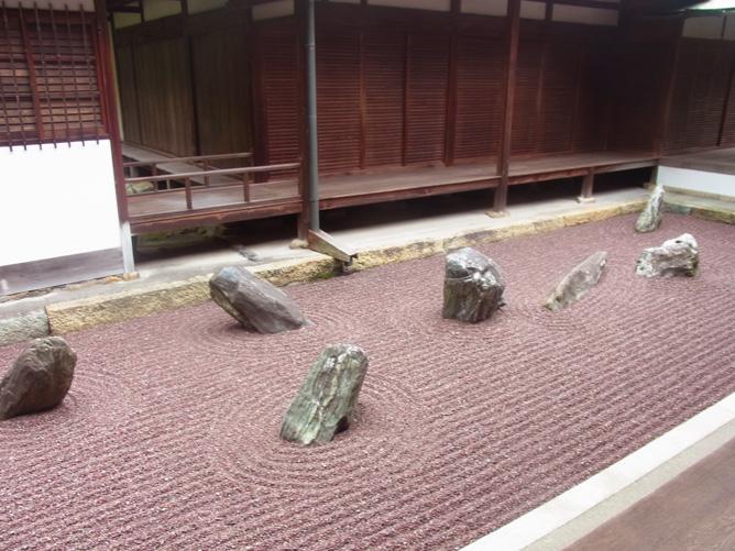 京都旅行 東福寺 国宝・重要文化財 龍吟庵