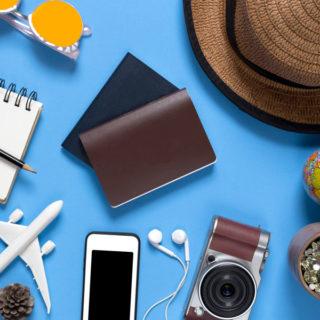 「お出かけ」「旅行」の、選び方。