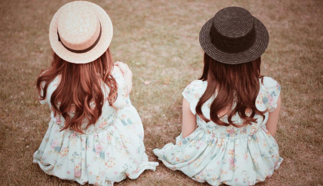 2人の女の子・女子会