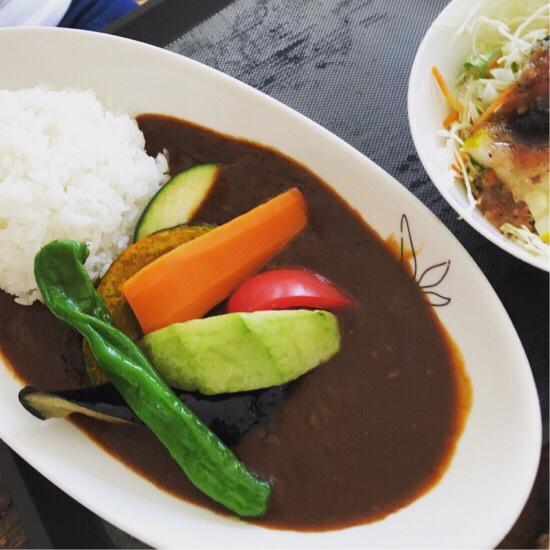 北海道旅行 富良野「ファームレストラン『あぜ道 寄り道』」
